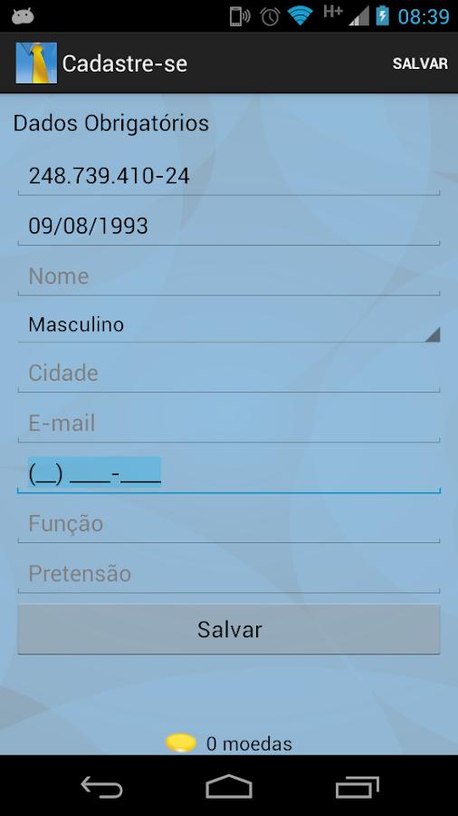 Quero Vagas - Empregos - screenshot