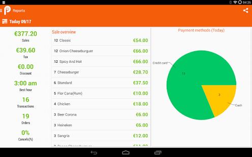 Pozool point of sale POS free- screenshot thumbnail