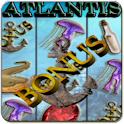 Atlantis – Vegas Slot Machine logo