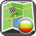 Bulgaria Offline Navigation icon