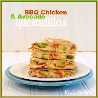 Chicken Mozzarella Quesadilla Recipes.