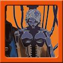 Tek War #6 logo