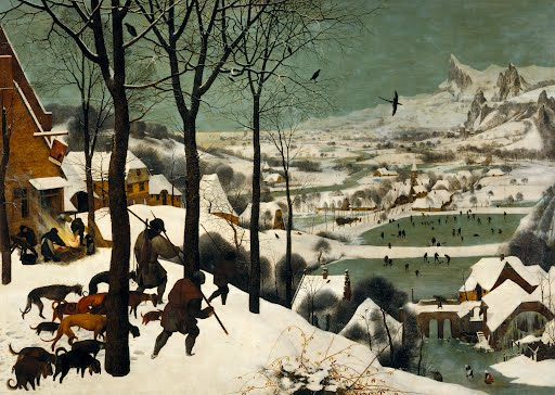 Hunters in the Snow (Winter) - Pieter Bruegel the Elder — Google ...