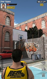 Real Basketball - screenshot thumbnail