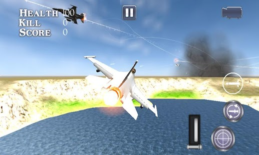 Modern Air Strike War- screenshot thumbnail