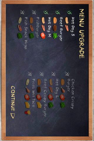 Burger Mania Lite- screenshot