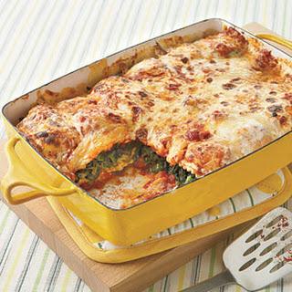 Weeknight Ravioli Lasagna.