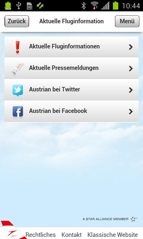 Austrian - screenshot