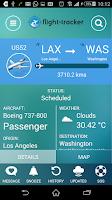 Screenshot of Flight-Tracker