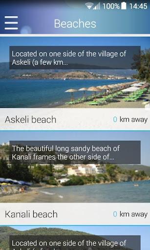 Poros Island Greece Guide UC