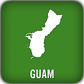 Guam GPS Map