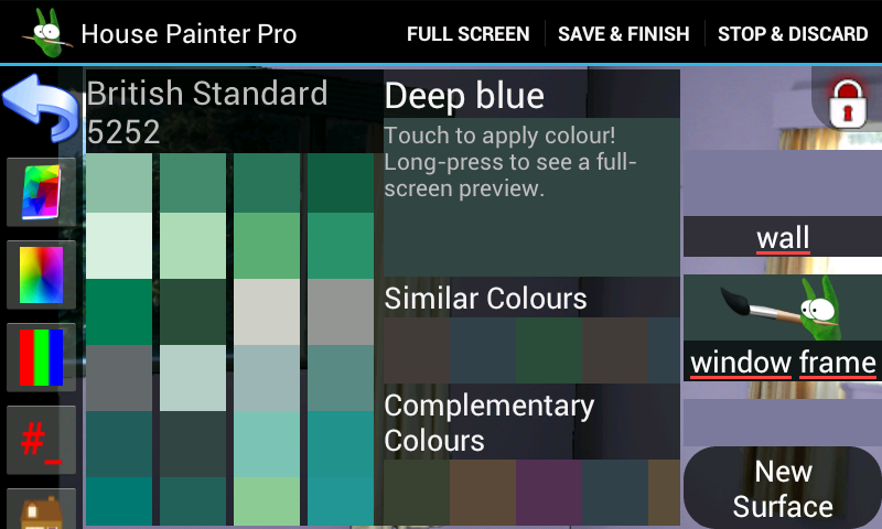 House Painter Pro- screenshot