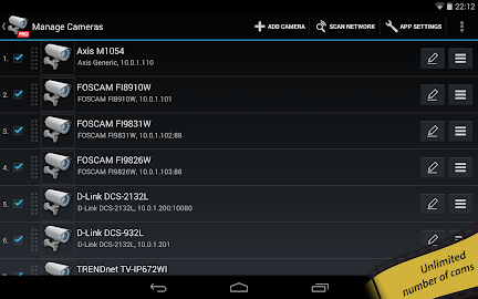 tinyCam Monitor PRO Screenshot 29