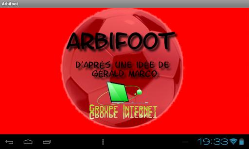 Arbifoot
