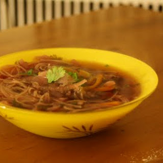 Asian Noodle Bowl Broth Recipes.