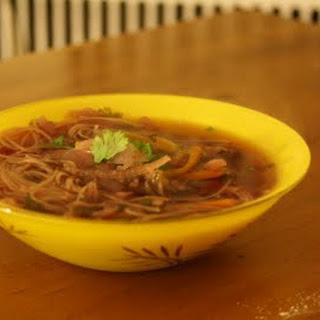 Asian Noodle Bowl Broth Recipes.