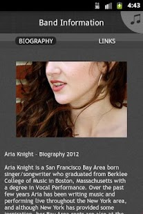 Aria Knight - screenshot thumbnail