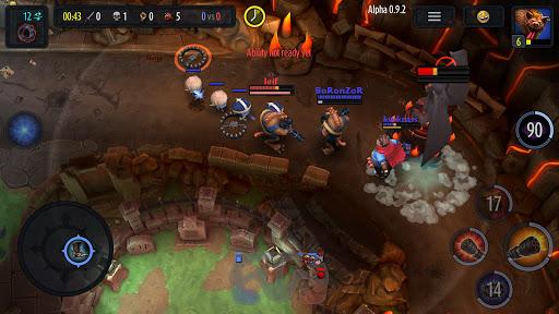 Heroes of SoulCraft - MOBA  screenshots 2