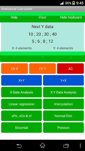 Statistical Calc Free Trial