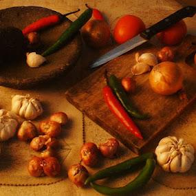 by Aditya Maulana - Food & Drink Ingredients