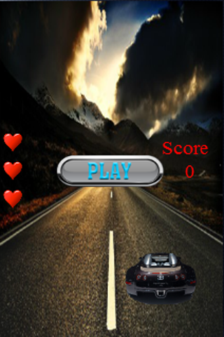 Speed Street Racing - screenshot