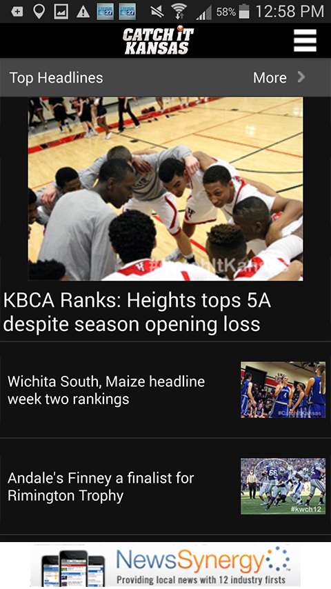 CatchitKansas - screenshot