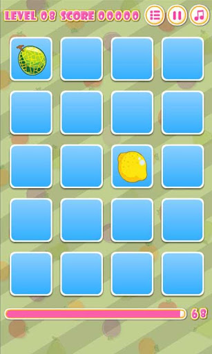 记忆游戏 Fruit Matching 玩益智App免費 玩APPs