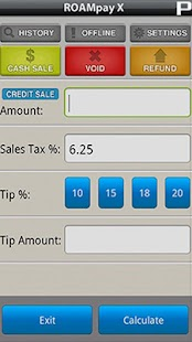 PaymentMax Credit Card Reader - screenshot thumbnail