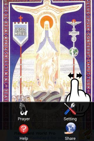 Legion of Mary-Tessera