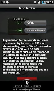 Auscultation Primer- screenshot thumbnail