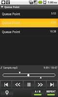 Screenshot of Listener
