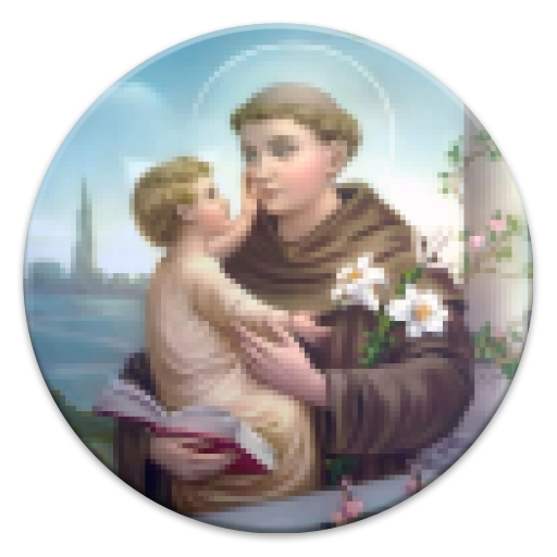 St. Anthony of Padua Prayers LOGO-APP點子