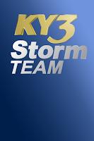 Screenshot of KY3 Weather