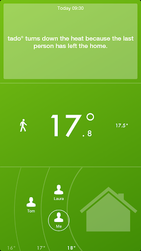 tado° Heating App