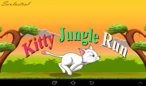 Kitty Jungle Run