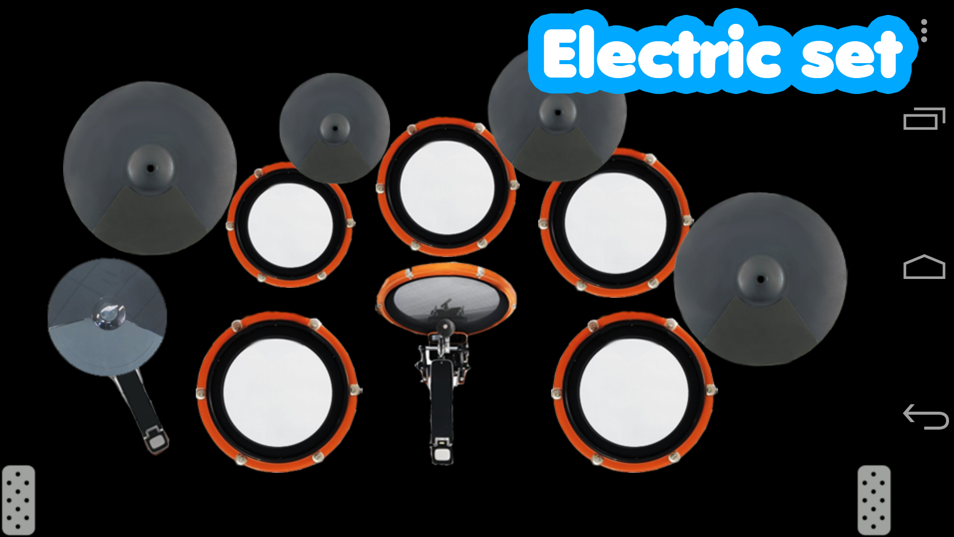 Drum set screenshot #4
