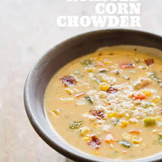 Roasted Corn Chowder.
