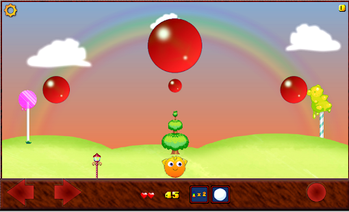 Super Balloon Breaker Pang