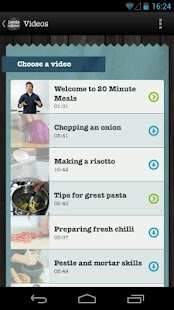 Jamie's 20 Minute Meals - screenshot thumbnail