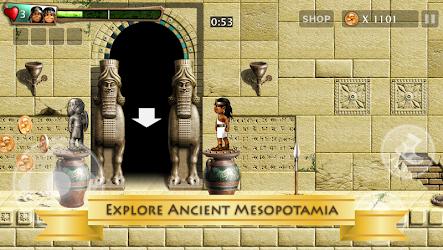 Babylonian Twins Platformer + v1.7.8 Apk