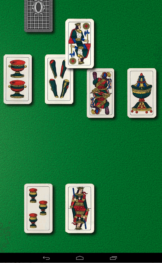 Scopa Free - screenshot