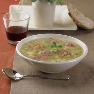 Sausage and Leek Soup