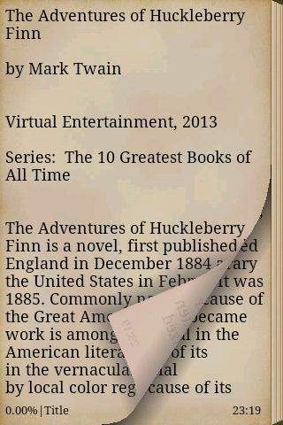 the adventures of huckleberry finn novel review essay
