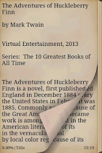 the settings in the novel the adventures of huckleberry finn by mark twain Adventures of huckleberry finn  huckleberry finn by mark twain, first edition  literature stems from this one book, while t s eliot called huck one of the.