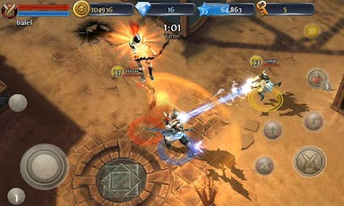 Dungeon Hunter 3 1.1.4 + data for Android apk