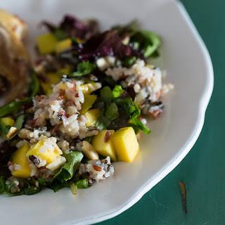 Thai Mango Grain Salad