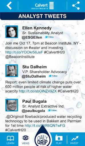 玩財經App Water Investing免費 APP試玩
