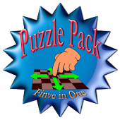Puzzle Pack 5 in 1