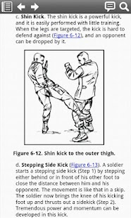 Army COMBATIVES FM3-25.150 - screenshot thumbnail