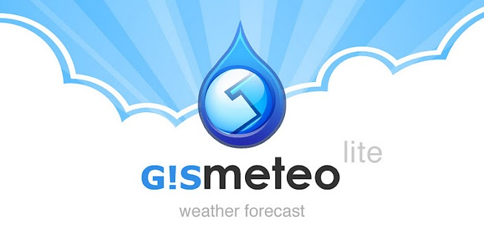 Скачать Gismeteo Weather Forecast Lite 1.1.10 для Android - виджет погоды